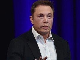 Elon Musk, the CEO of Tesla