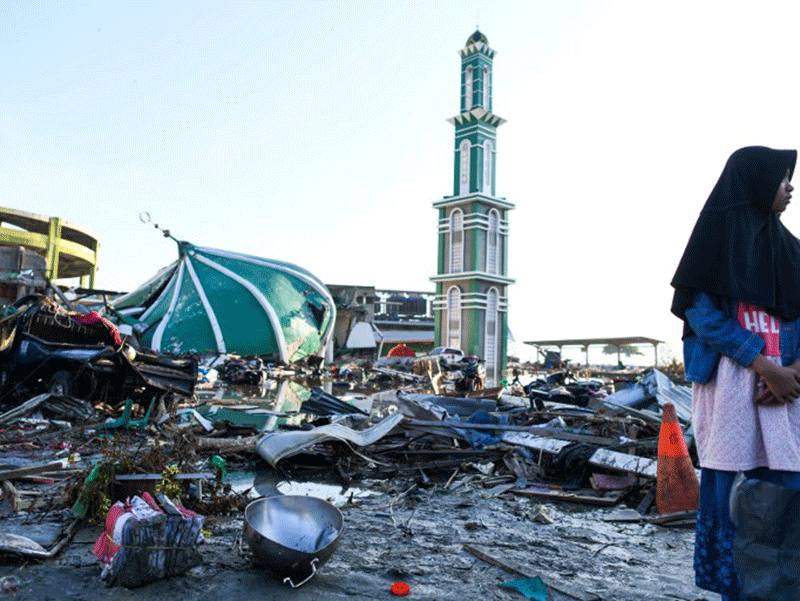 More Than 840 Dead in Indonesia after Deadly Earthquake and Tsunami