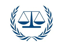international criminal court ICC logo
