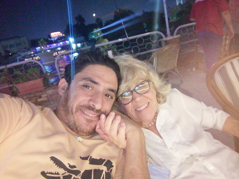 81-year-old grandma finds love again with her Egyptian boyfriend
