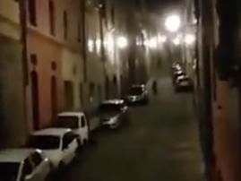 Italian street_singing