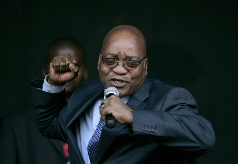 Jacob Zuma Profile Picture