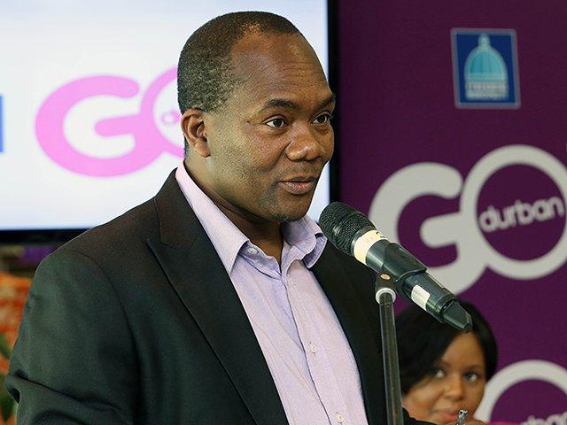 Mayor James Nxumalo
