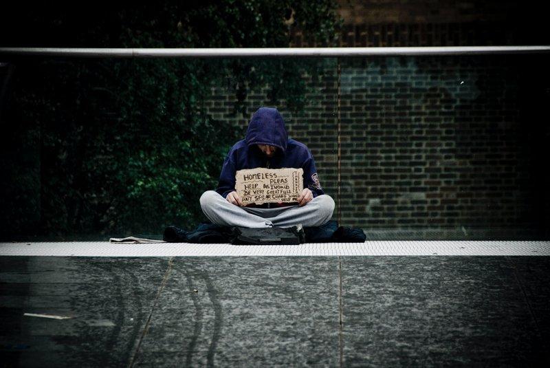 jobless/homeless