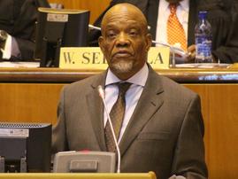 Job Mokgoro's State of the Province Address