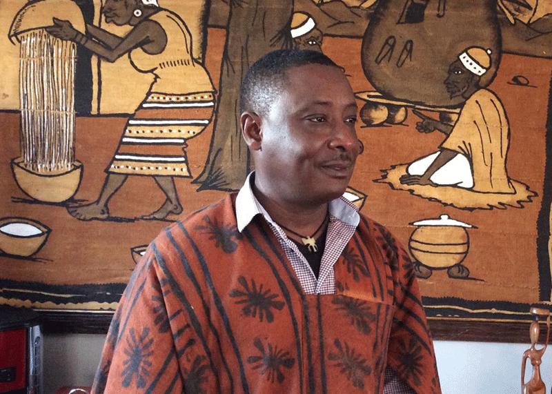 UKZN Professor John-Langba