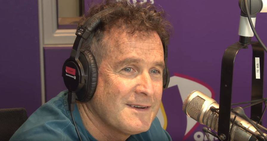Johnny Clegg surprise