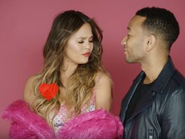 John legend and his wife