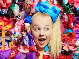 WATCH: JoJo Siwa, YouTube sensation will be the first to partner with a same sex partner on 'Dancing with the stars'