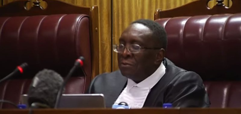 Judge Mlambo hands down arms deal judgement