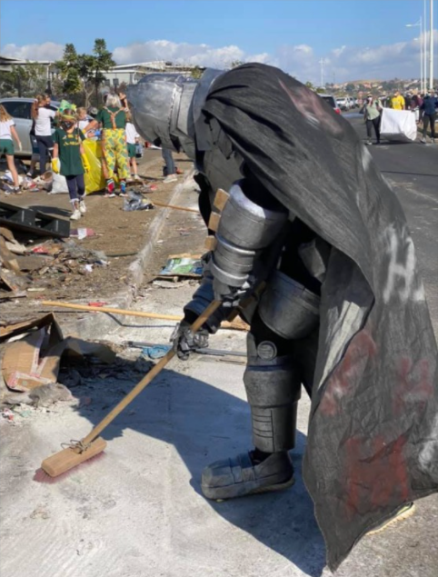 LISTEN: Durban Clean Up mission brings in some upliftment with a night in shining armour