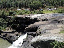 13-year-old boy falls down Karkloof Waterfalls