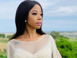 Kelly Khumalo instagram