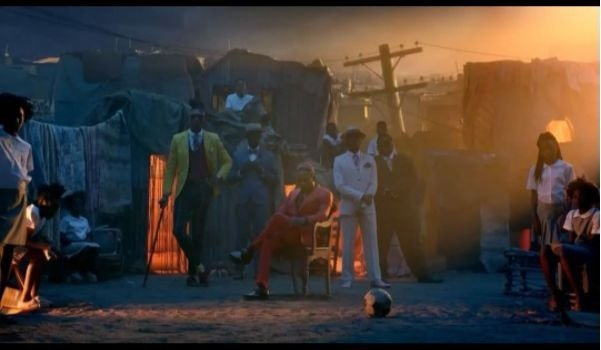 Kendrick Lamar SZA 'All Stars'