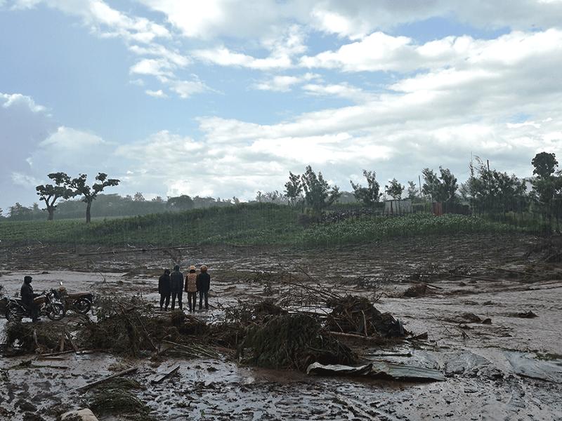 Killed In Kenya After Heavy Rain Bursts Indian-Origin Farmer's Dam