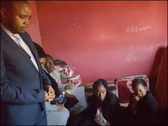 KZN MEC for Education visits family of Khethiwe Xulu