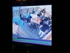 [WATCH] Brazen kidnapping attempt at Florida eatery