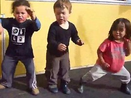 kids do the most adorable haka