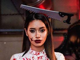 Kim Jayde Halloween