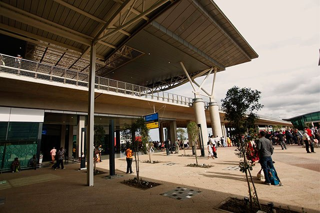 King Shaka Airport evacuated after bomb scare