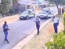 Krugersdorp cop shooting video goes viral