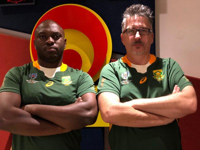 darren and sky in springbok jersey