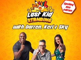 Last kid Standing KV
