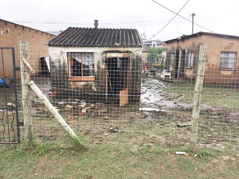 KwaMashu storm damage