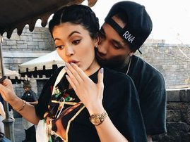 Kylie and Tyga broken up