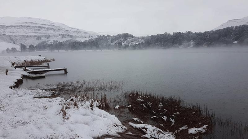 Lake Naverone, Drakensberg