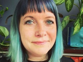 Author Lauren Beukes