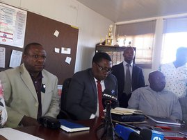Panyaza Lesufi matric pupil rape