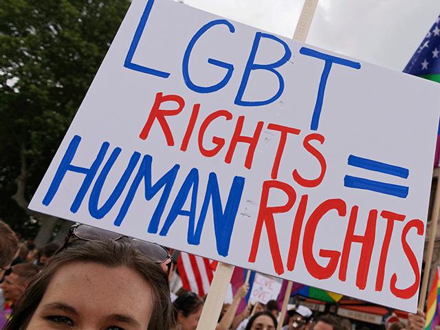 LGBTI rights march