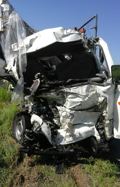 Four killed, four injured in Polokwane accident