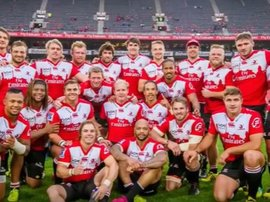 Lions team_video