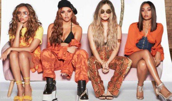 Little Mix CNCO 'Reggaeton Remix'