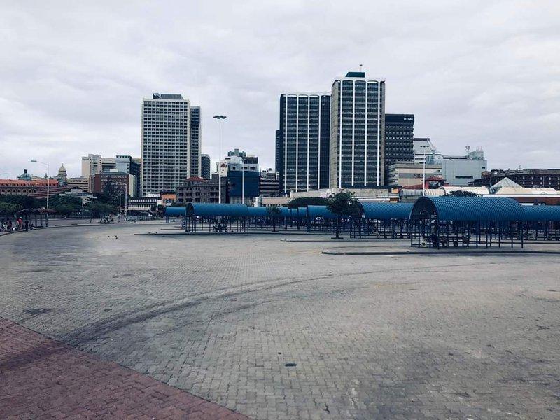 Durban lockdown 1