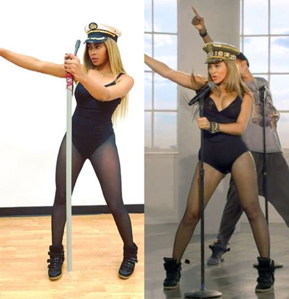 Beyonce Love on Top