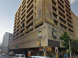 Luthuli House_maps