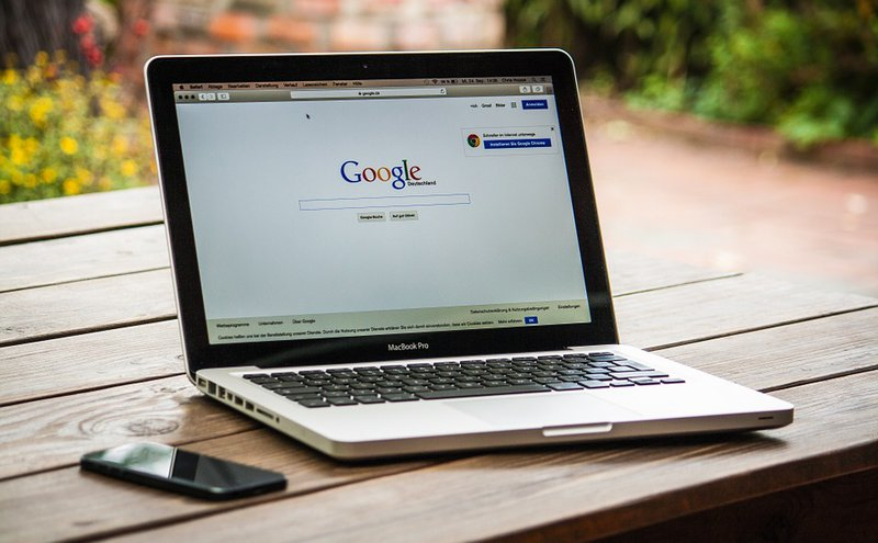 Google Macbook pro