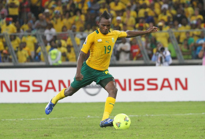 Mahlangu Keen For Bafana Start