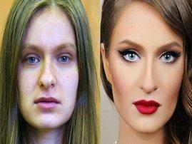 make up illusion