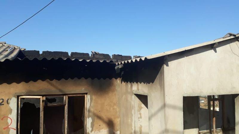 Malagazi fire