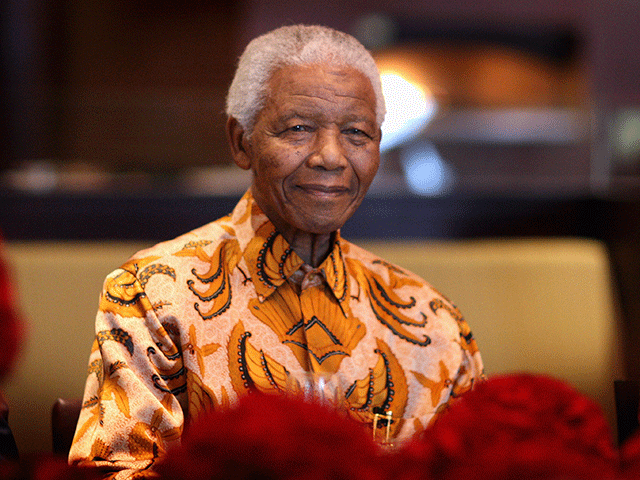Penguin pulls Mandela book off shelves on family complaints