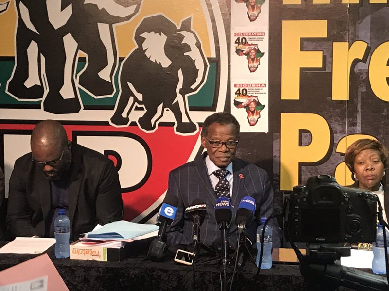 Buthelezi, 90, steps down as Inkatha Freedom Party leader