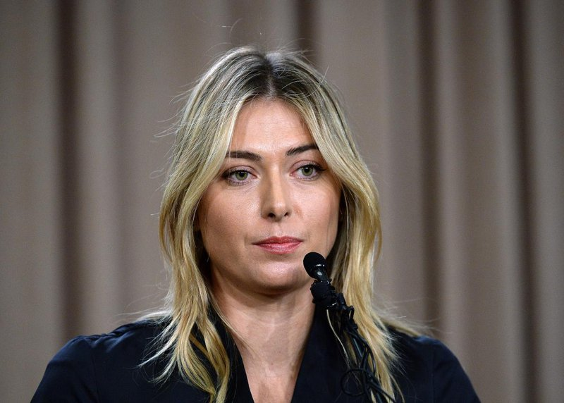 Sharapova draws Vinci as agent fires broadside
