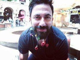 martin bester beard decorations