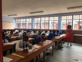 Matric Exams 2020