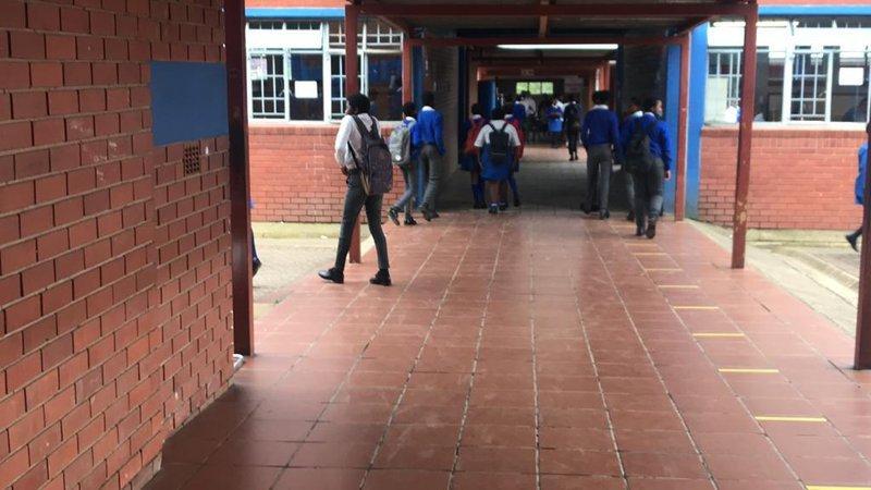 matric pupils durban school
