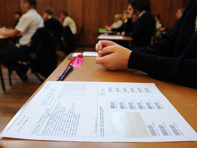 Matric exams